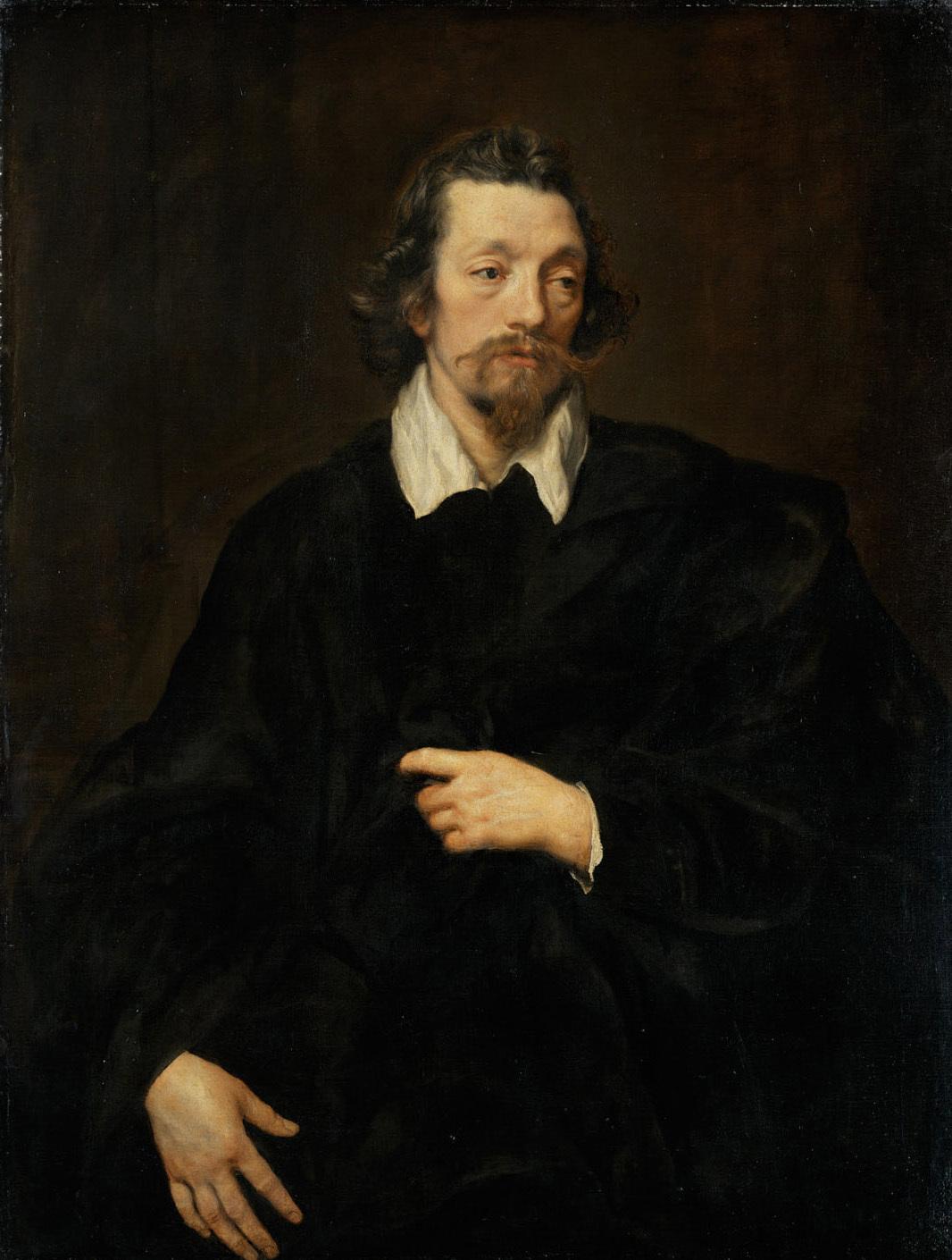 Jacomo de Cachiopin (1591/92-1659) von Anthonis van Dyck