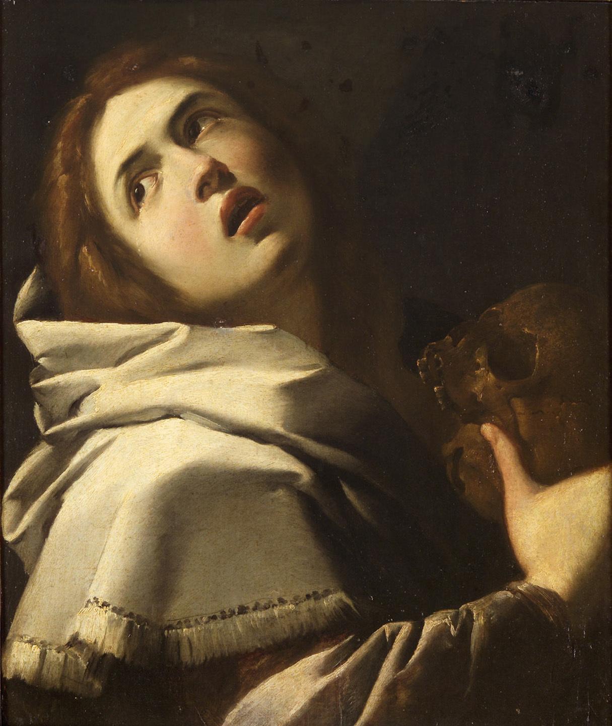 Büßende Maria Magdalena von Emilianisch