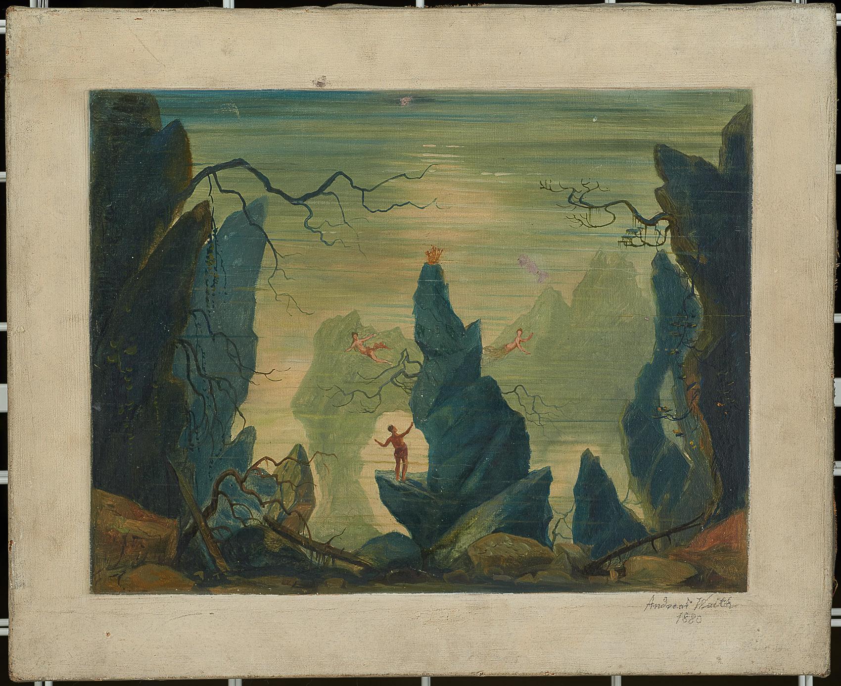 Das Rheingold von Andreas Weith