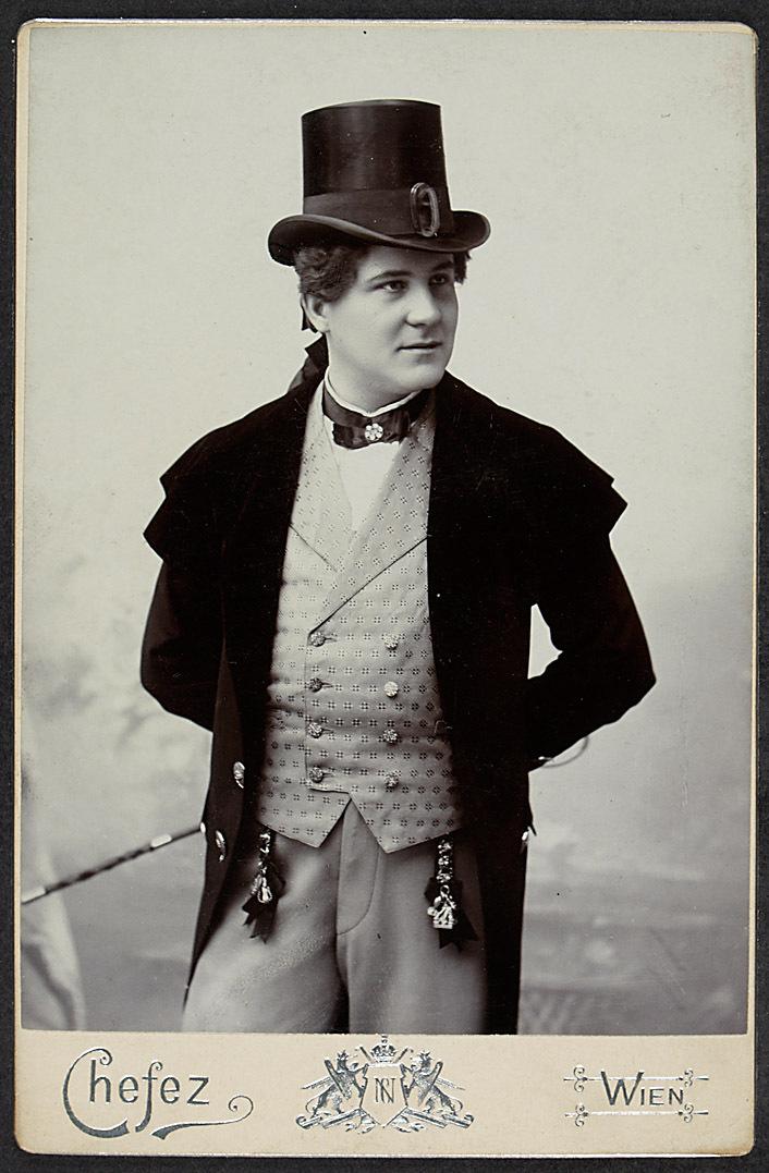 Franz Naval von N. Chefez, Wien