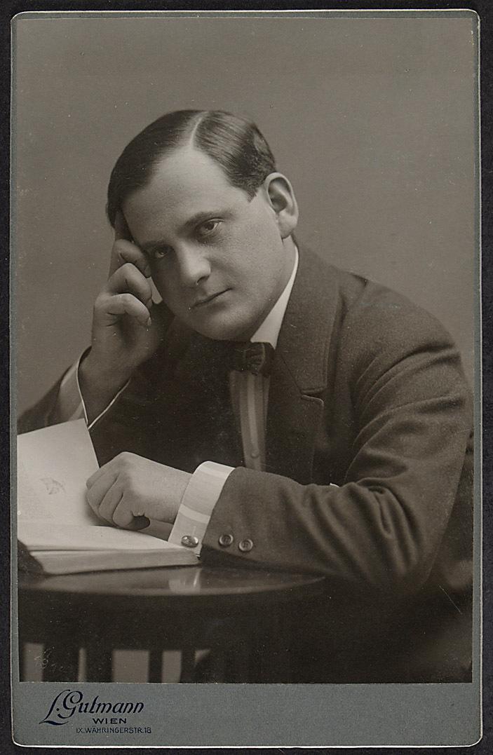 Marcel Noe von Ludwig Gutmann, Wien