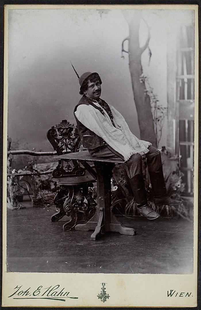 Leopold Natzler von Johann E. Hahn