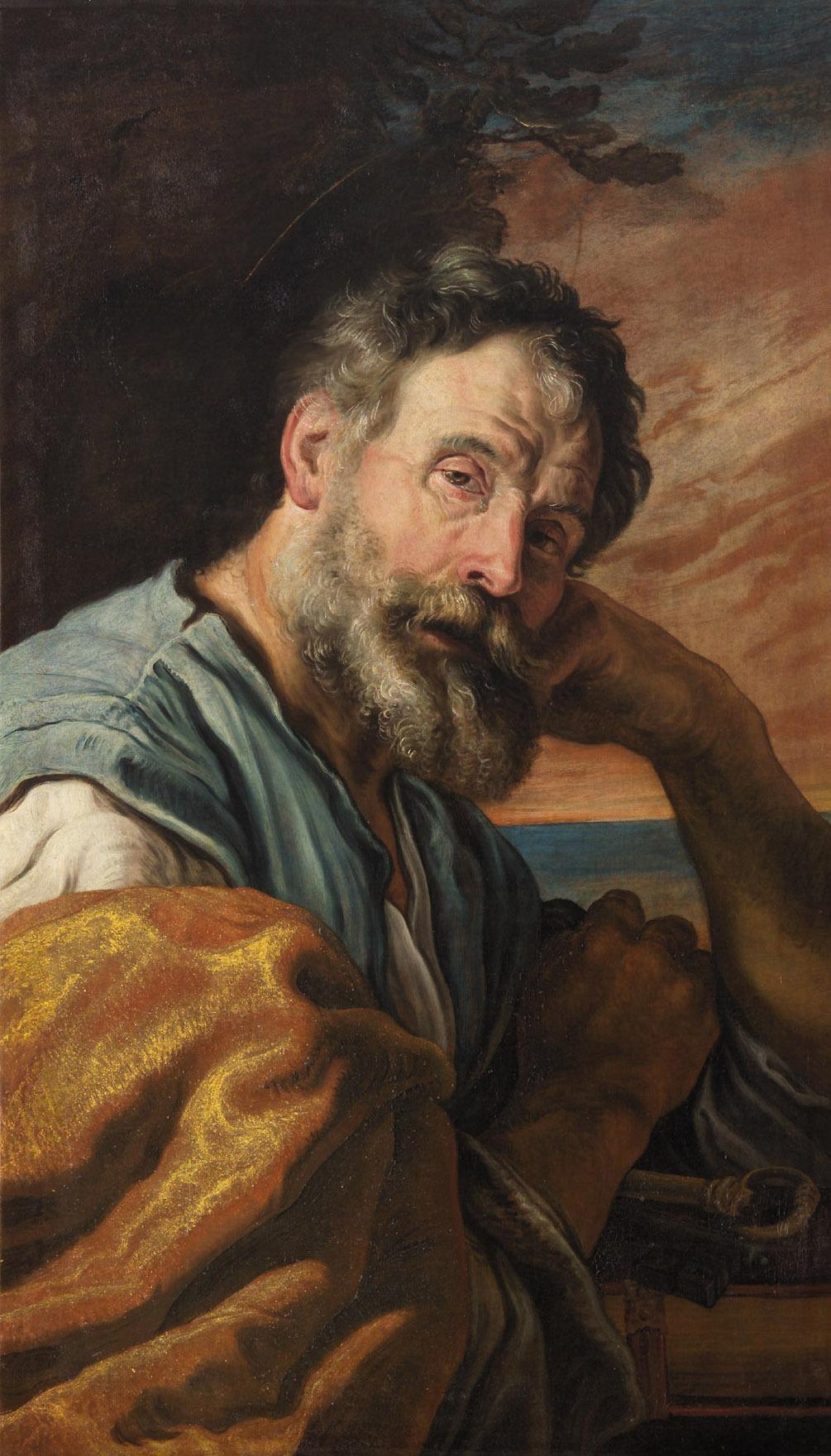 Reuiger Petrus von Domenico Fetti