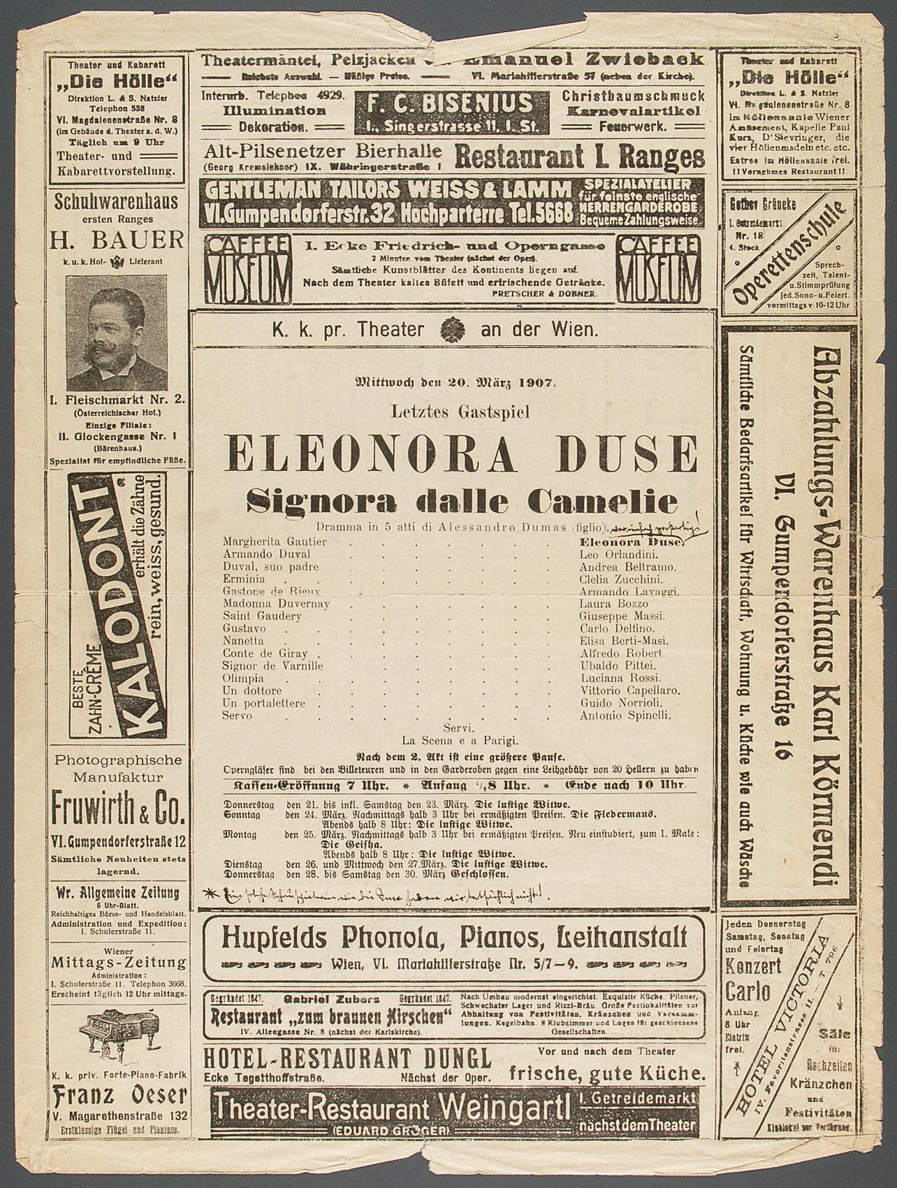 Die Kameliendame von Alexandre Dumas