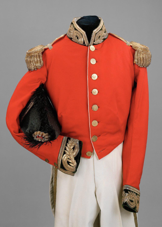 Gala-Uniform eines Herrn und Landmann in Tirol