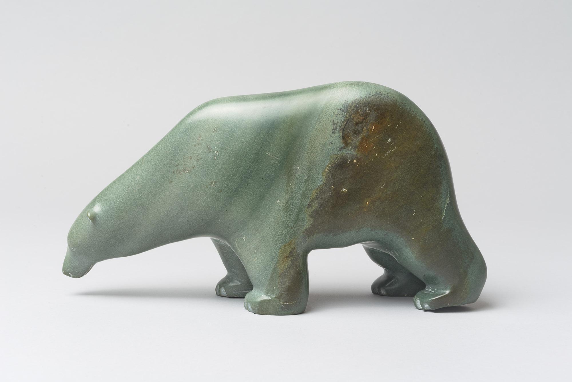 Eisbär von Paulusie Kapuik
