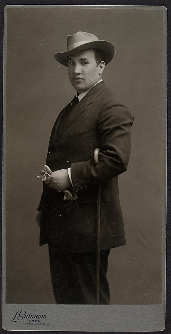 William Miller von Ludwig Gutmann, Wien