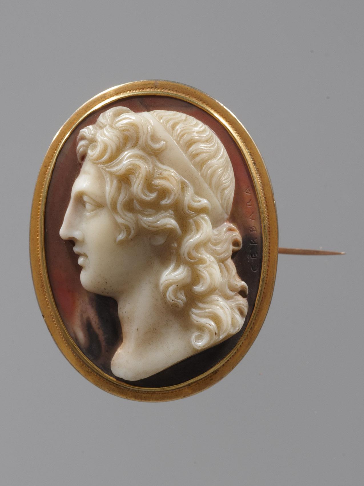 Alexander der Große von Giovanni Battista Cerbara