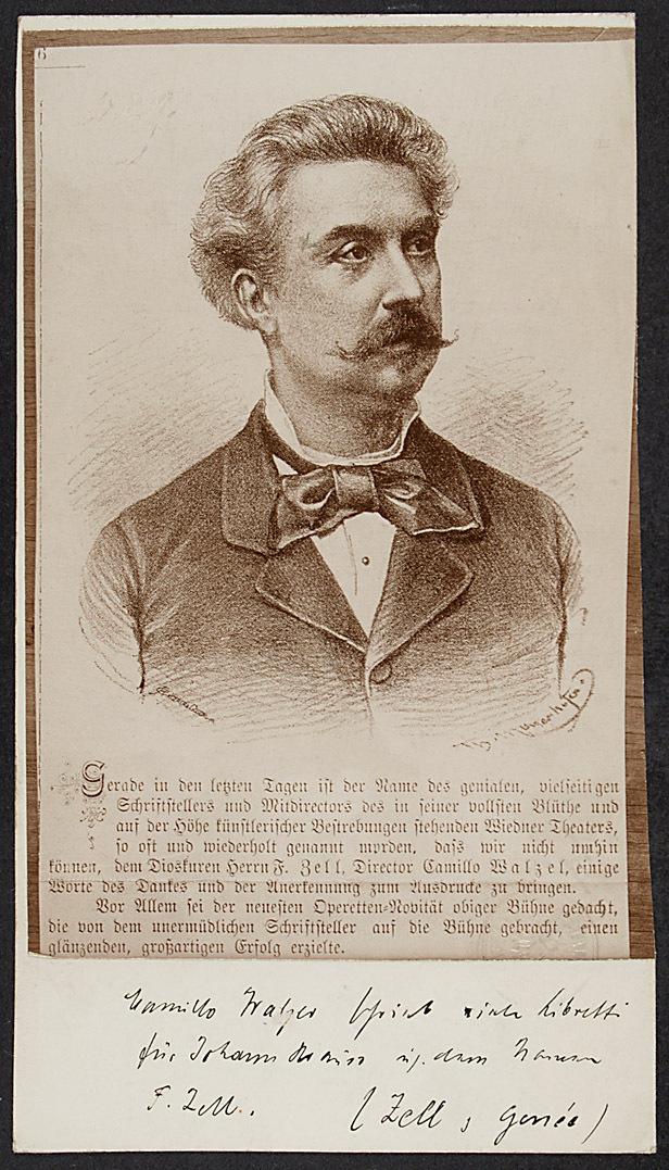 Friedrich Zell von anonym