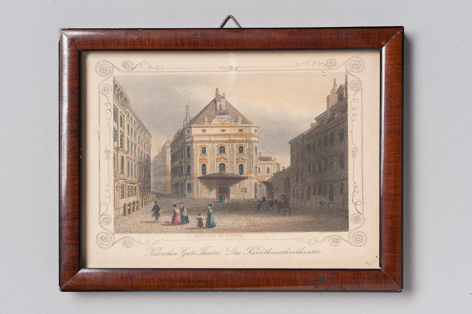 Kärntnerthortheater von Anna Bahr-Mildenburg