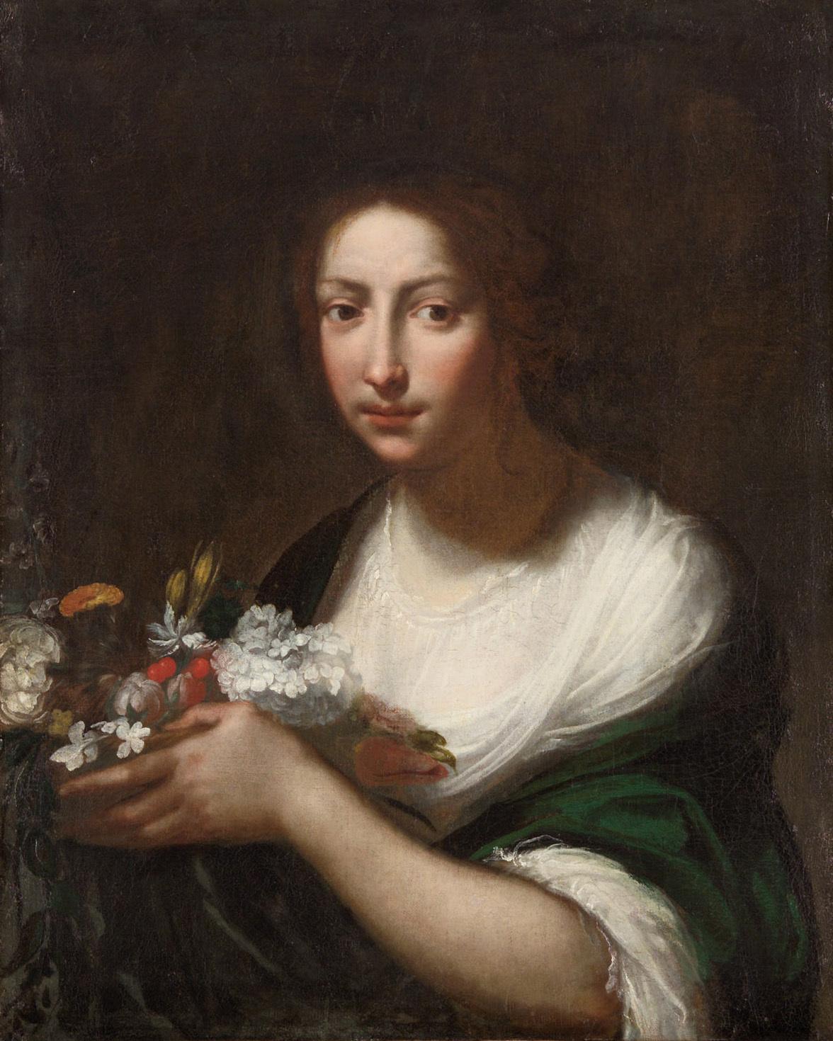 Flora von Giovanni Martinelli