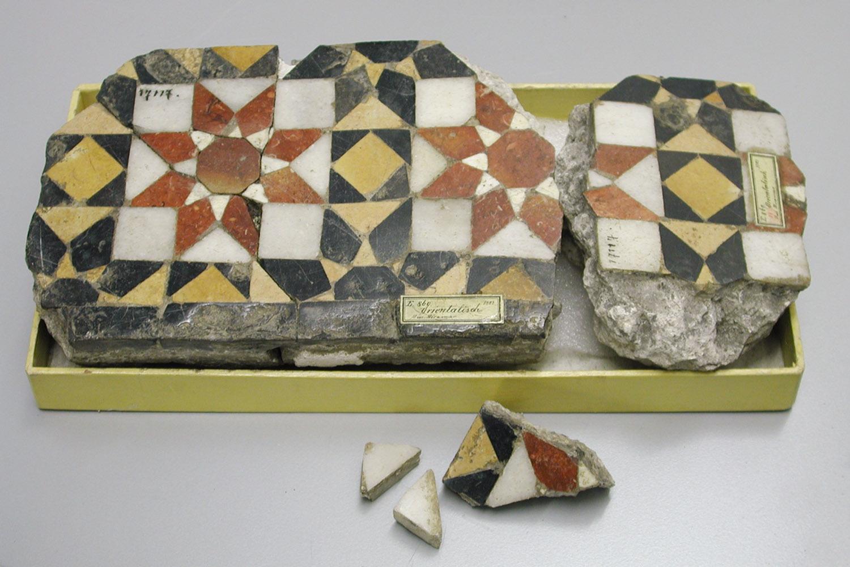 Steinmosaik