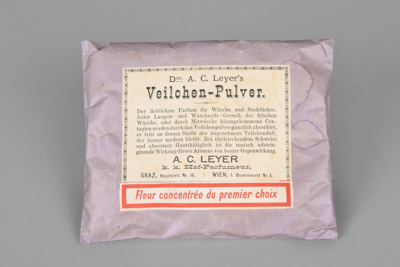 """Dr. Leyer´s """"Veilchen-Pulver"""""""
