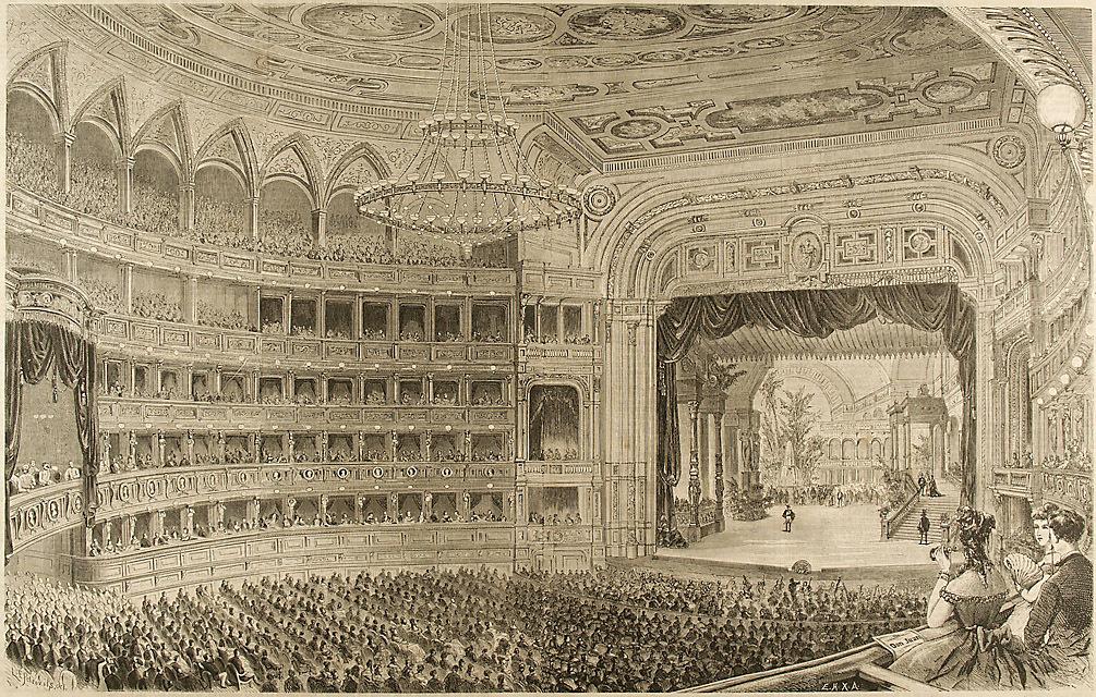 Wien, Oper von Ladislaus Eugen Petrovits