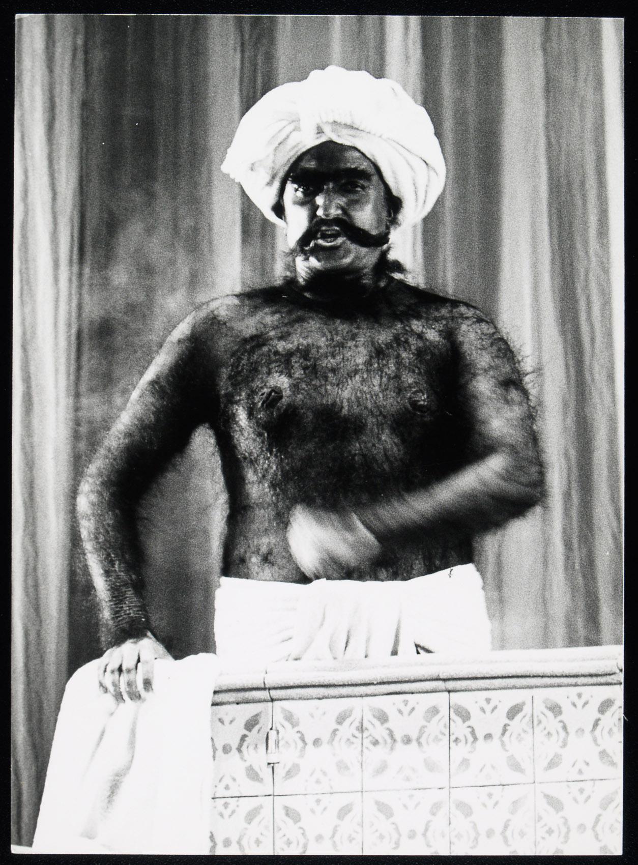 Ruggero Raimondi von Josef Palffy, Wien