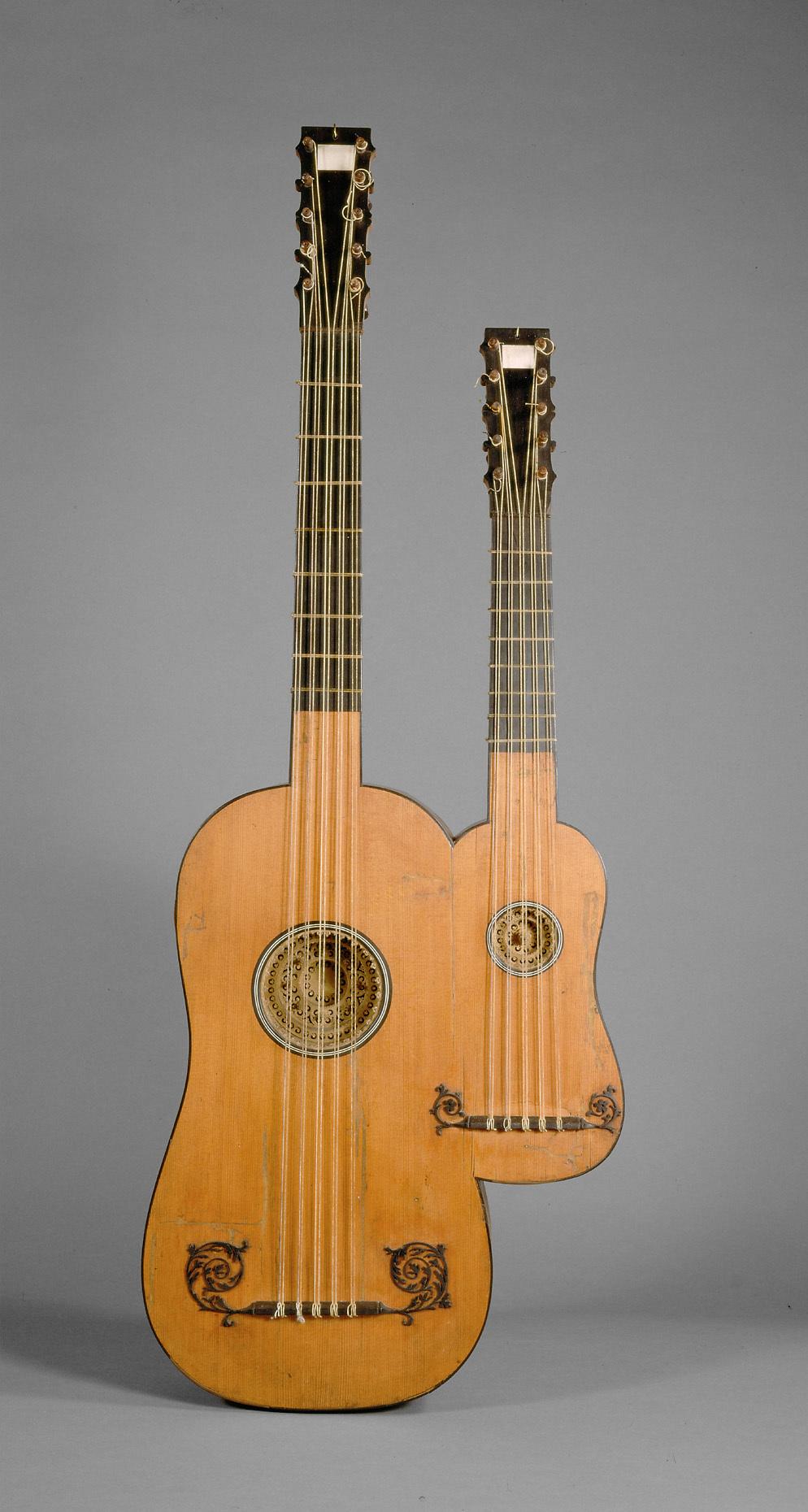 Gitarre von Alexandre Voboam
