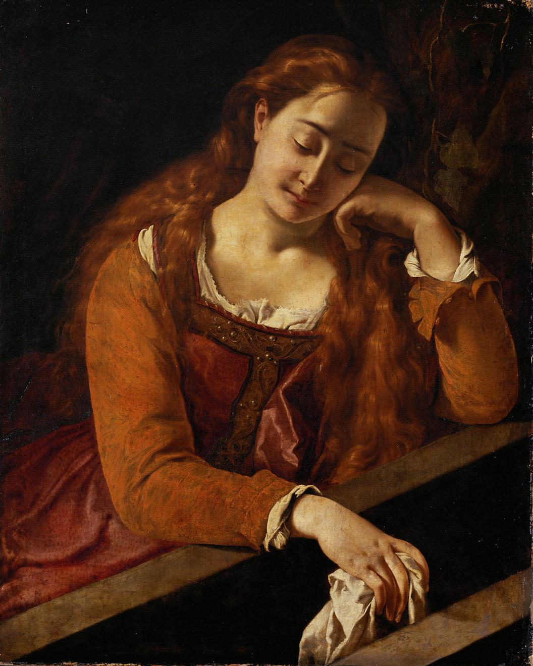 Hl. Maria Magdalena von Antiveduto della Gramatica