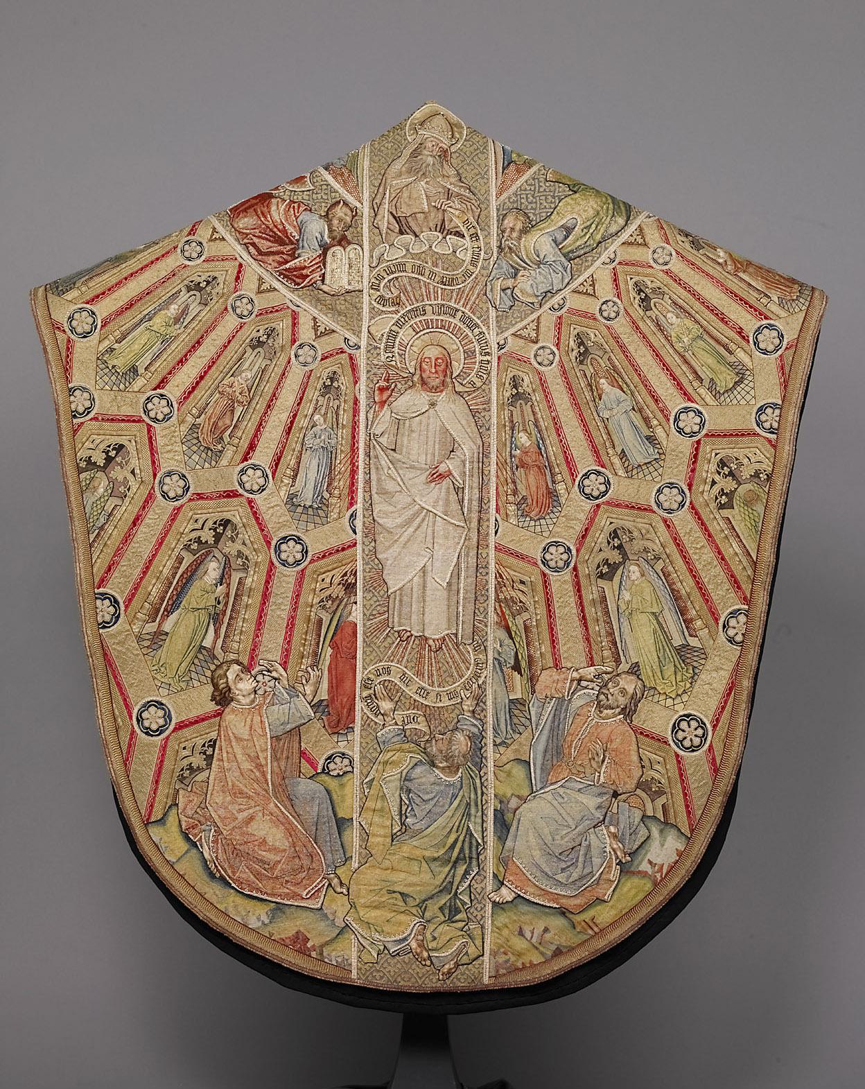 Casula des Meßornats  des Ordens vom Goldenen Vlies
