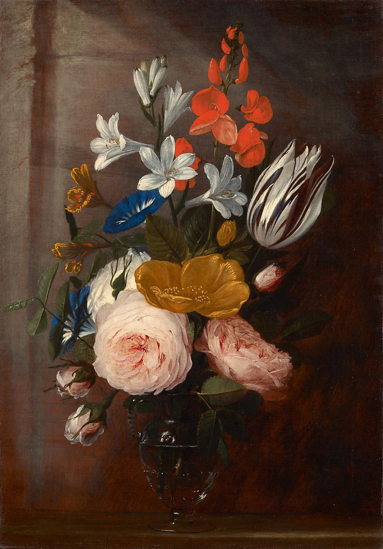 Blumenstrauß von Jan van den Hecke