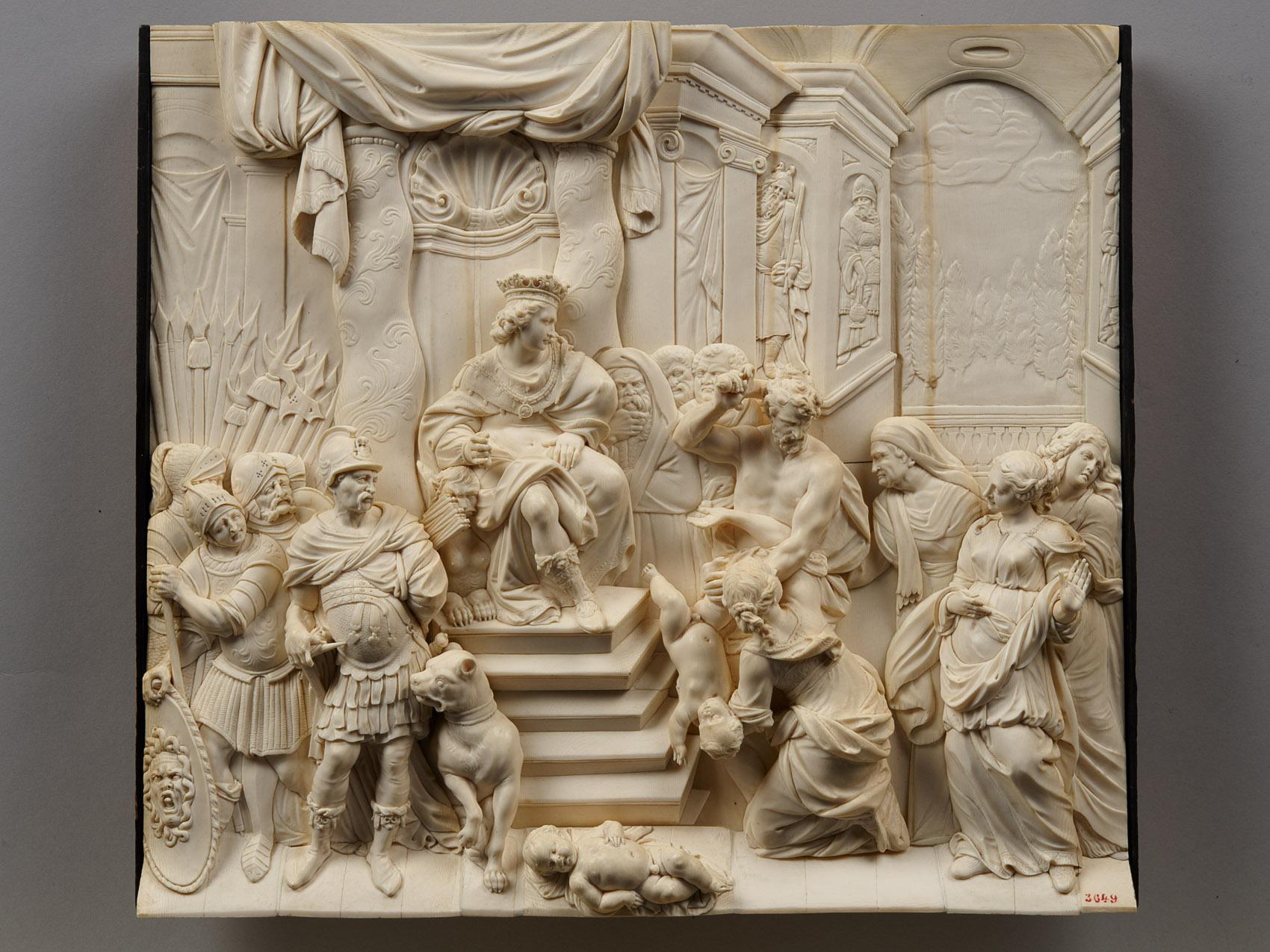 Das Urteil des Salomon von Artus Quellinus d. Ä.