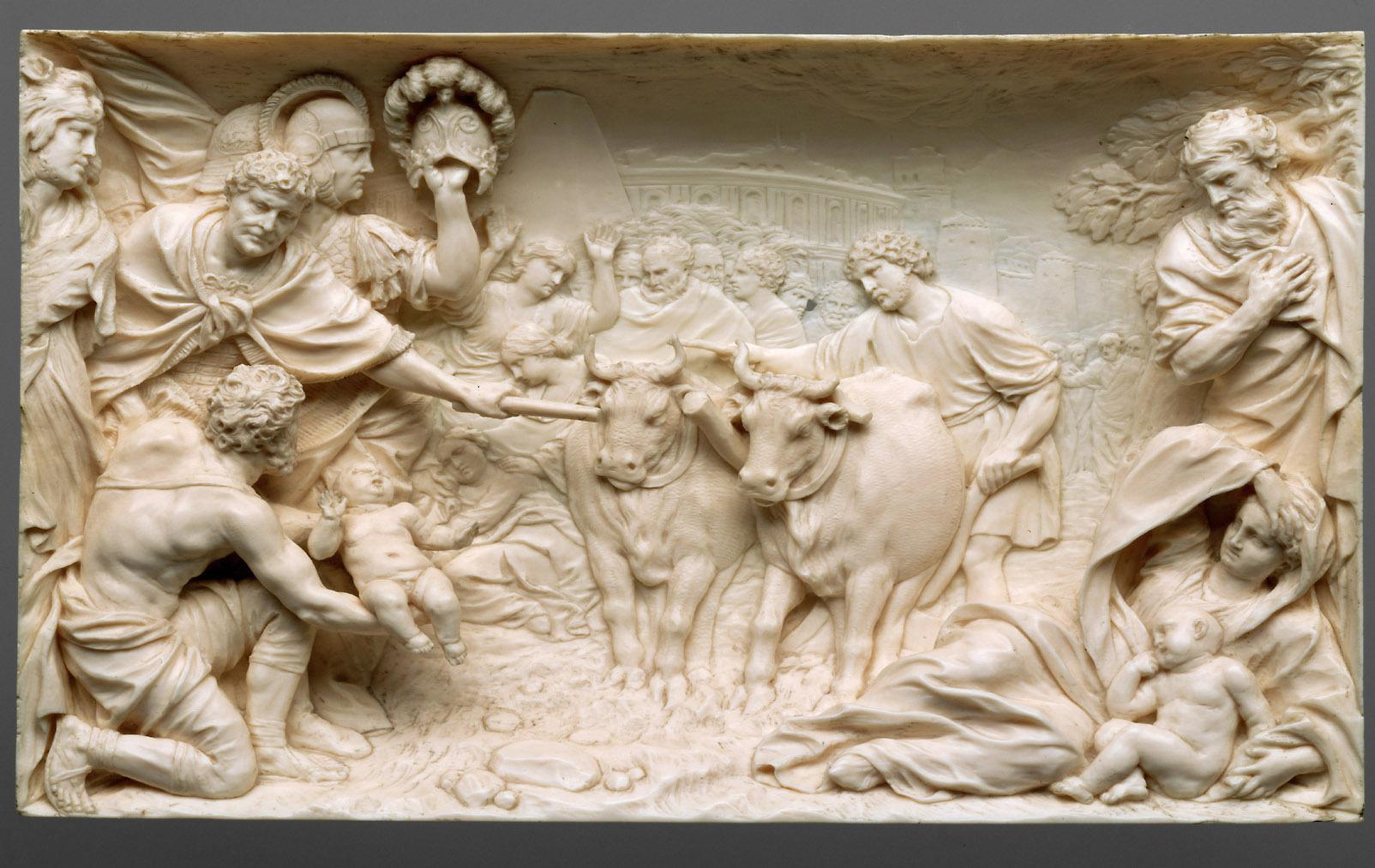Palamenes überlistet den Odysseus von Johann Ignaz Bendl