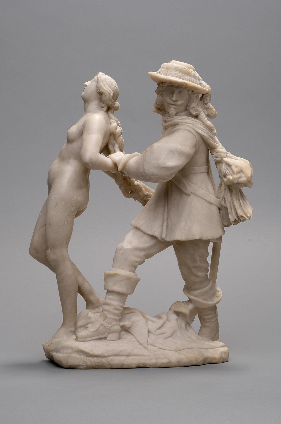 Szene aus dem Dreißigjährigen Krieg von Leonhard Kern