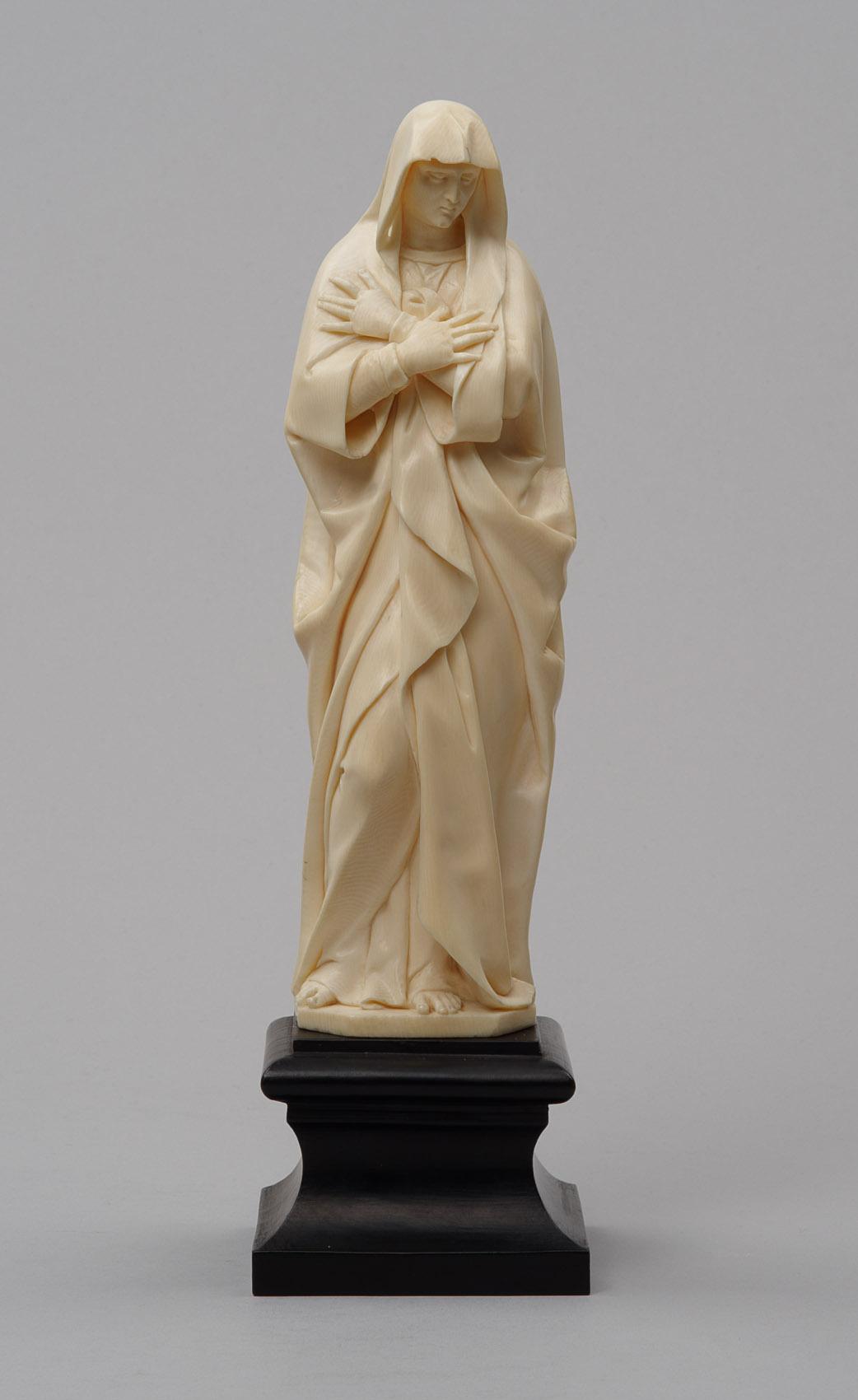 Maria einer Kreuzigungsgruppe von Francesco Terilli, gen. Rossetto