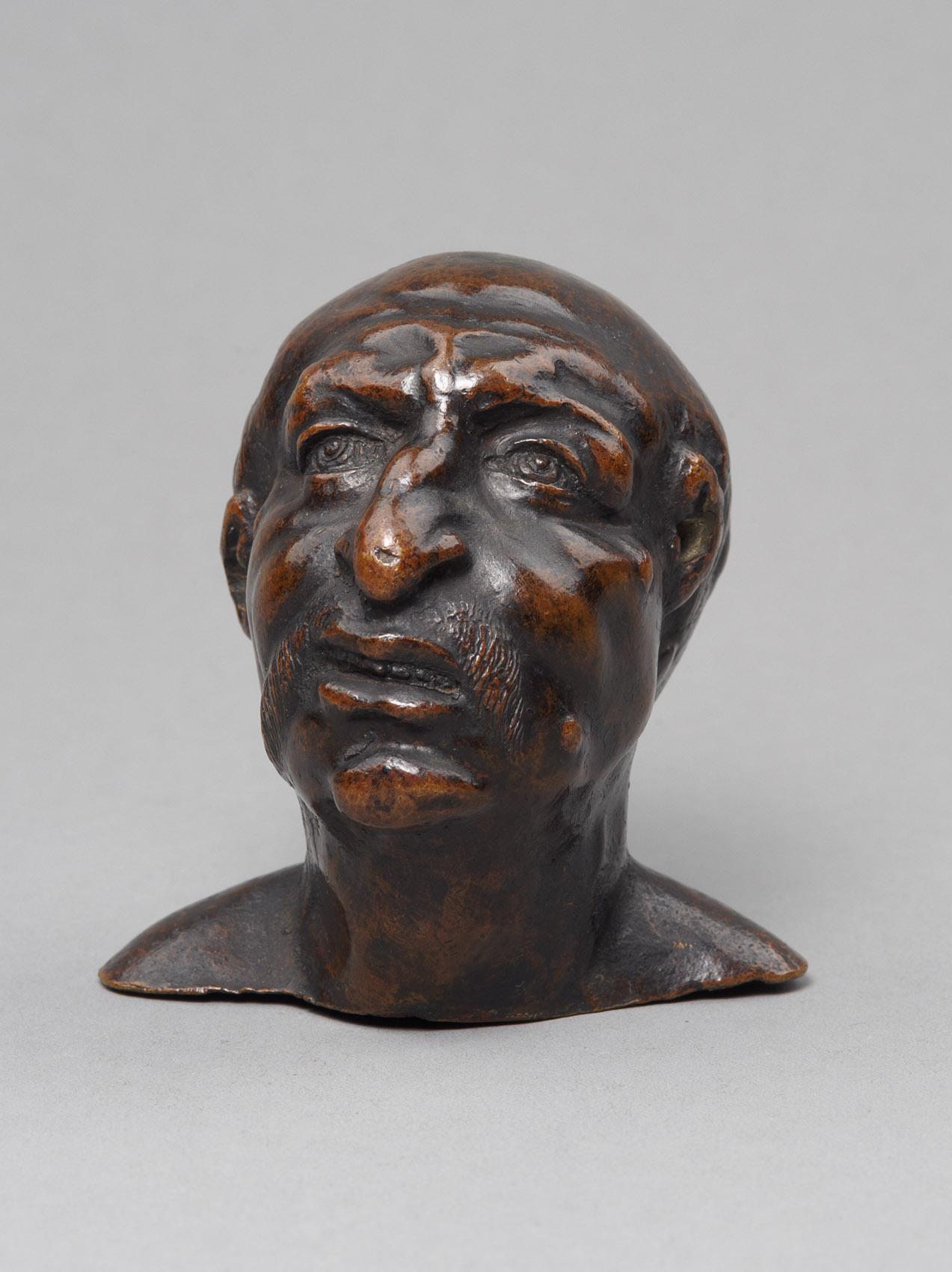 Kopf eines Orientalen
