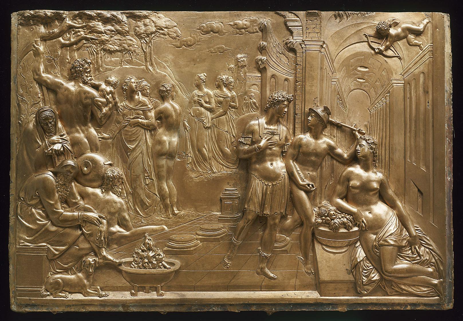 Allegorie auf den Prinzen Francesco I. de´ Medici von Giovanni Bologna, gen. Giambologna