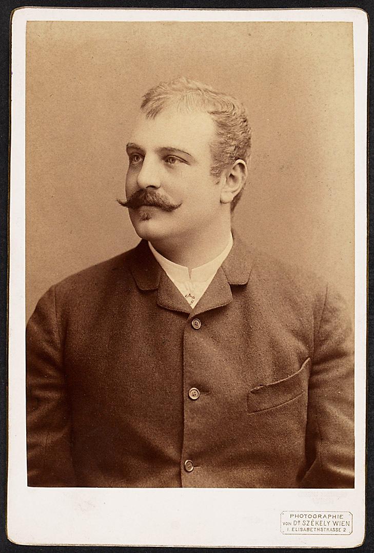 Karl Sommer von Dr. Josef Szekely