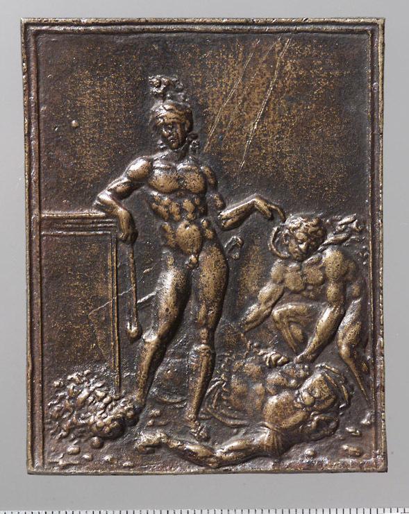 David und Goliath von Moderno