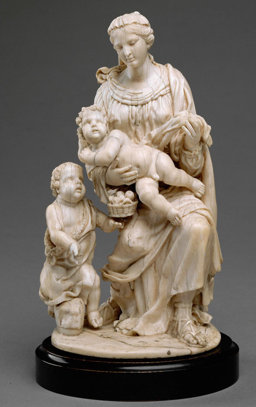 Madonna mit Jesus- und Johannesknaben