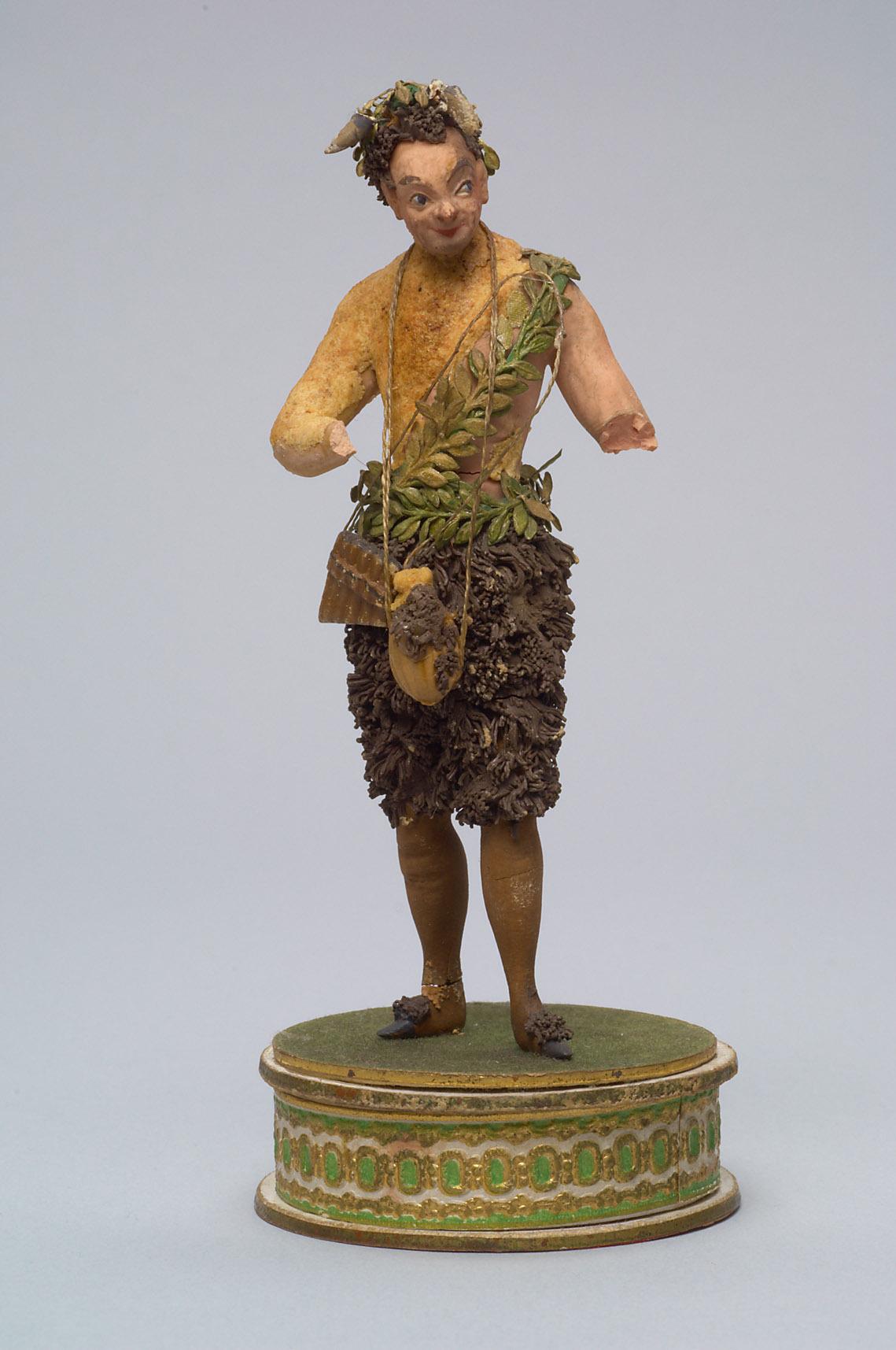 Johann Nestroy als Pan von Johann Nepomuk Nestroy