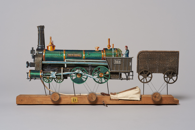 Dampflokomotive von (nicht vergeben)