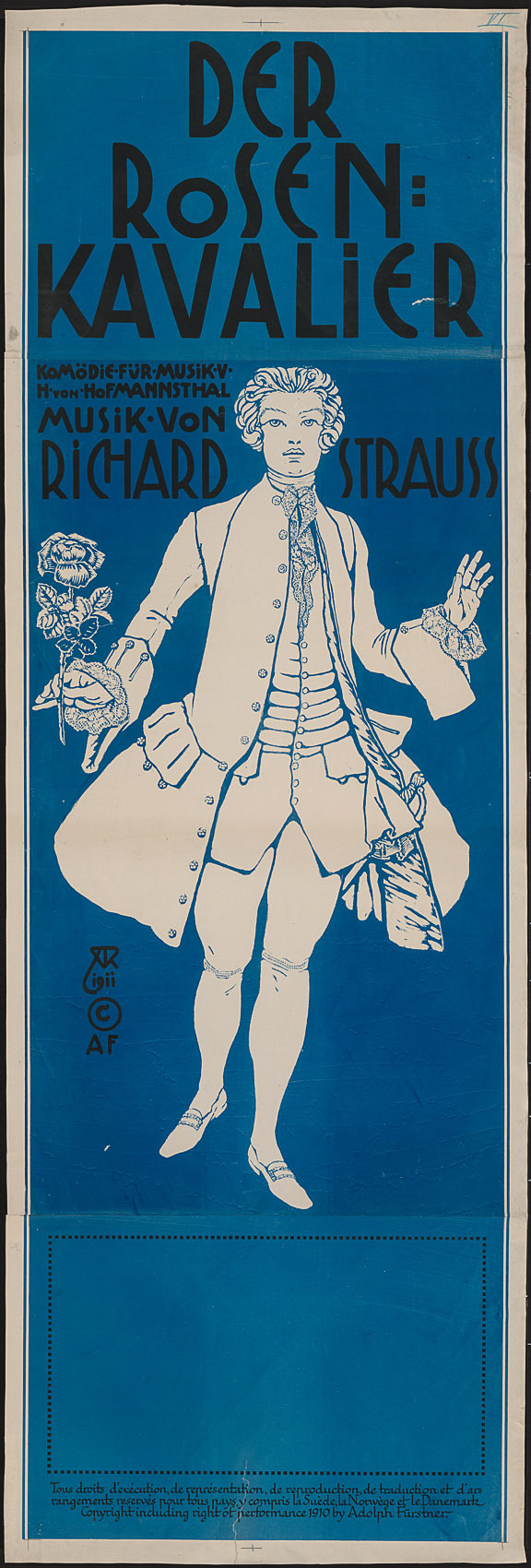 Der Rosenkavalier von Richard Strauss