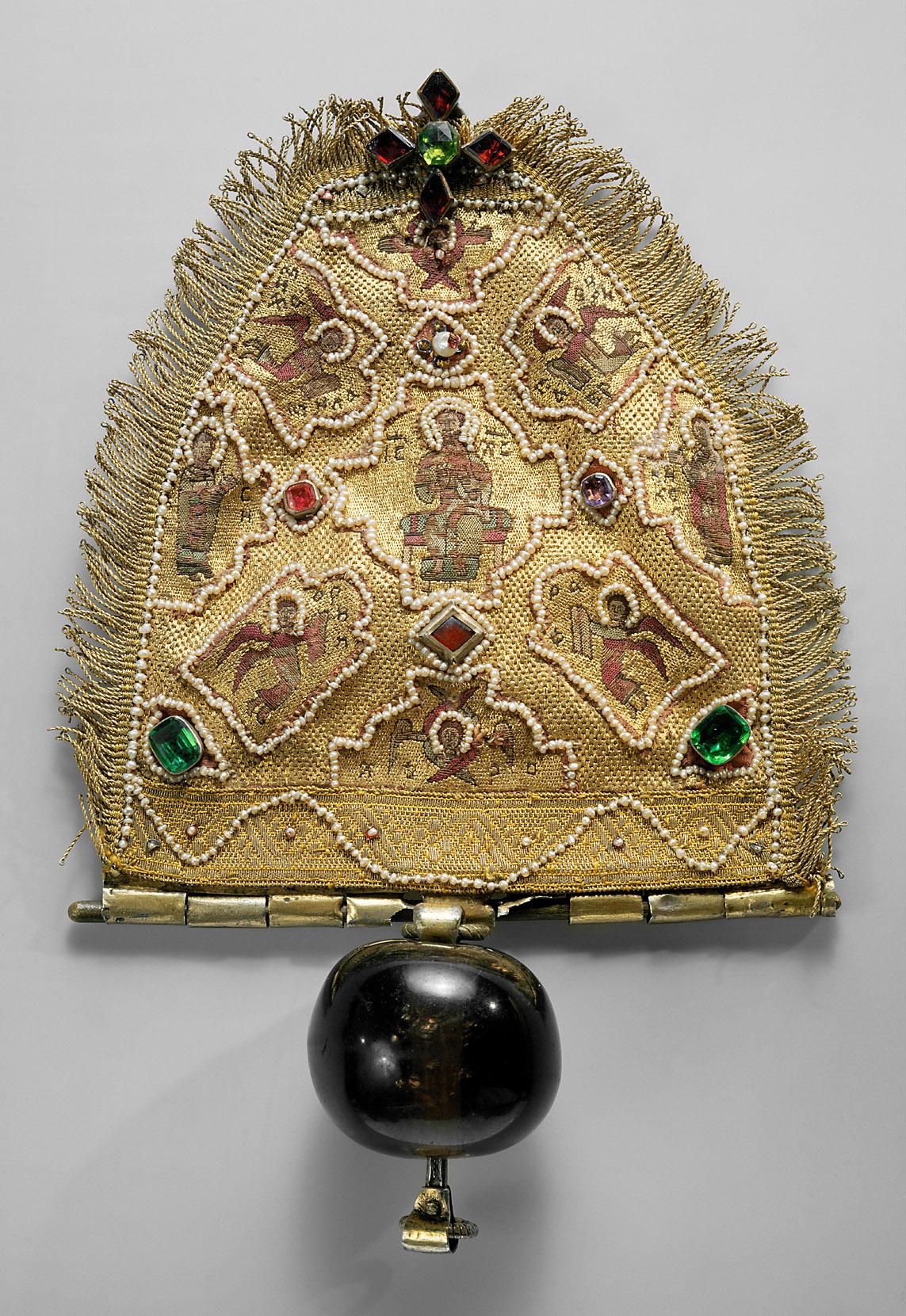 Sogenannter Beutel König Stephans von Ungarn