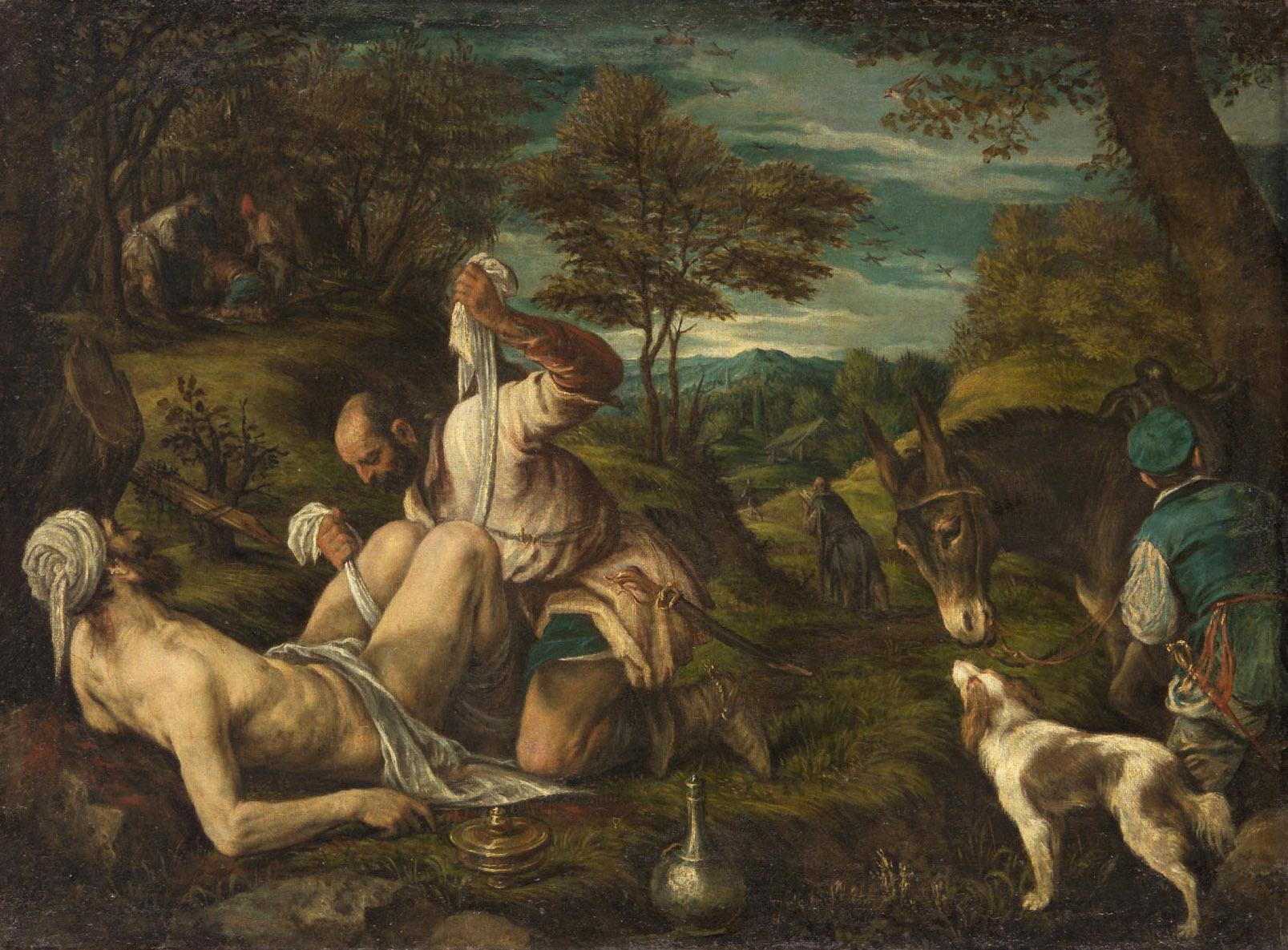 Kunsthistorisches Museum: Gleichnis vom Barmherzigen Samariter