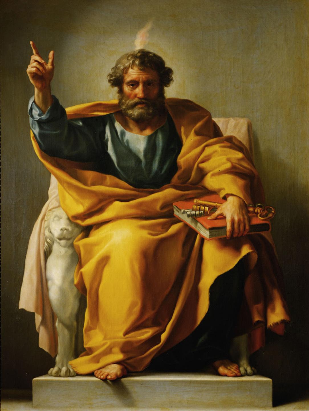 Apostel krebten Datierung an