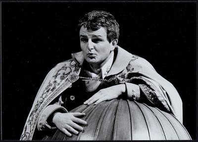 Theatermuseum: Rollenfoto: Kurt Azesberger