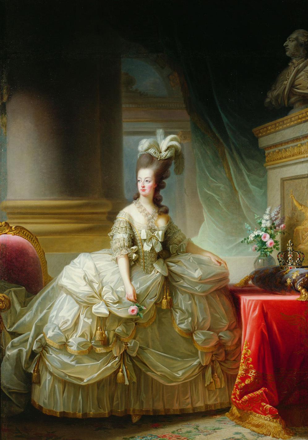 Französisch Königin