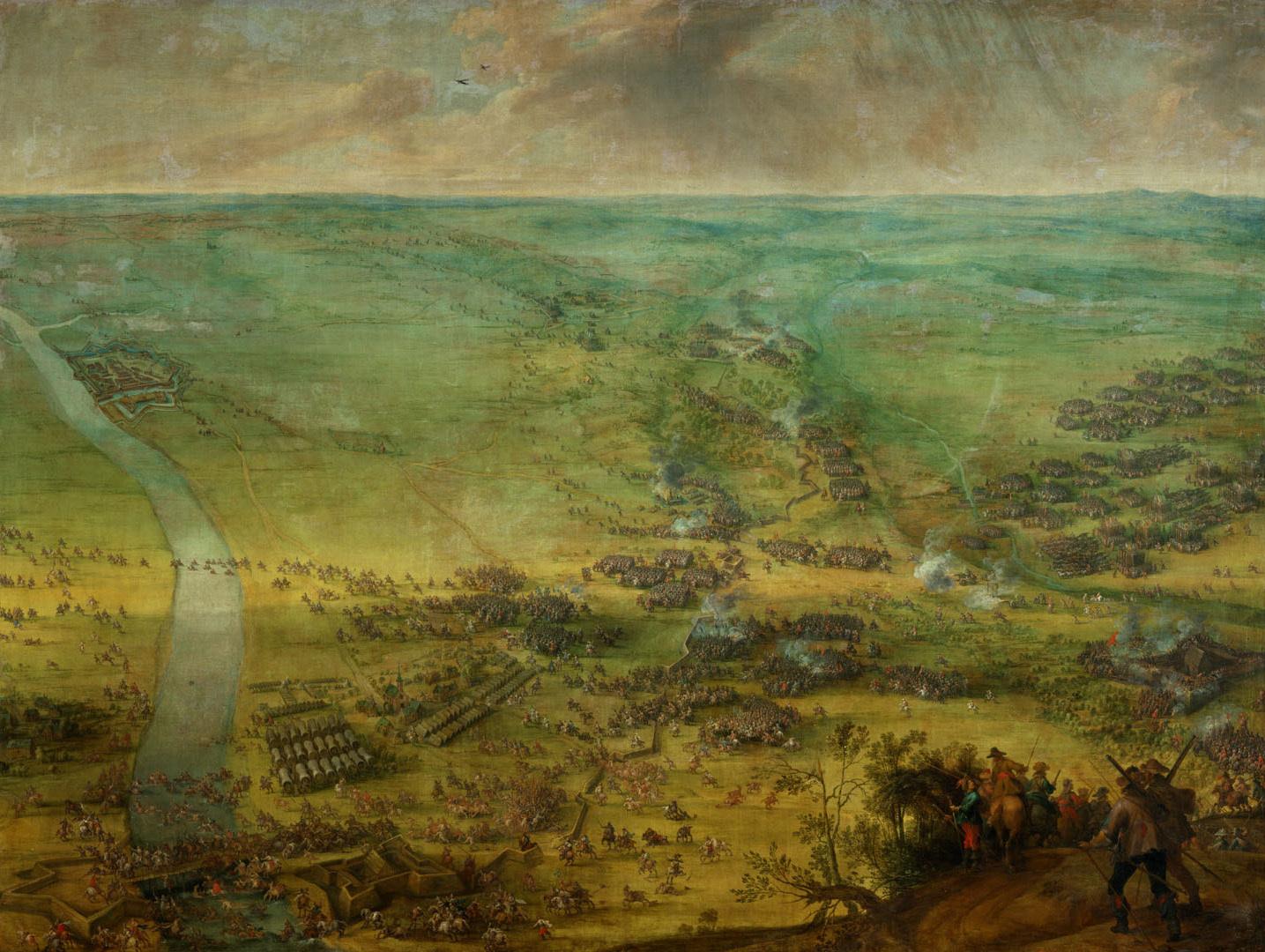 Resultado de imagen de Entsatzschlacht bei Thionville. 1. Phase, 1639