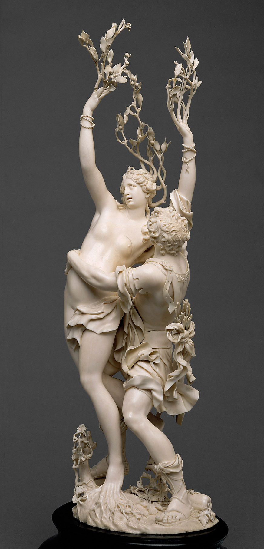 Kunsthistorisches Museum Apollo And Daphne